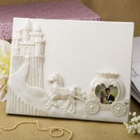 Fairytale Cinderella Themed Guestbook
